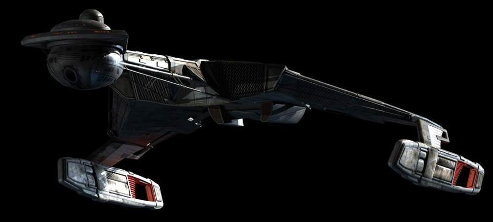 D4/L-99-A Prototype Heavy Cruiser